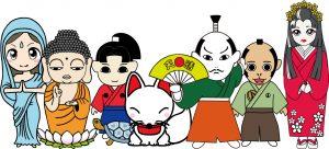 万松寺キャラクター