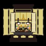 万松寺のお葬式 四十九日法要