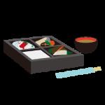 万松寺のお葬式 法要後の会食